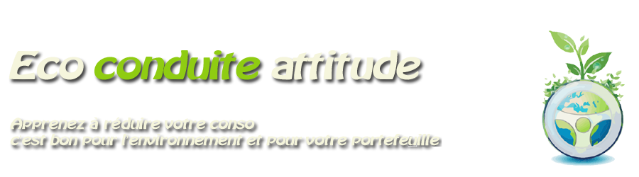 Eco Conduite Attitude